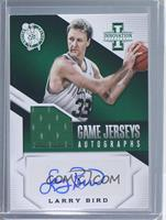 Larry Bird #11/35