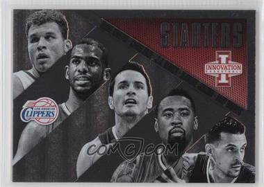 2013-14 Panini Innovation - Starters #22 - Blake Griffin