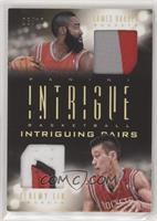 James Harden, Jeremy Lin #/10