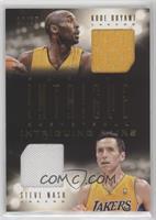 Kobe Bryant, Steve Nash /25