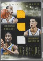 Klay Thompson, Harrison Barnes, Stephen Curry /149