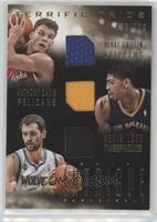 Kevin Love, Anthony Davis, Blake Griffin /199