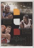 Blake Griffin, Kevin Durant, Kobe Bryant #145/199