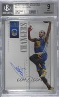 Stephen Curry /60 [BGS9MINT]