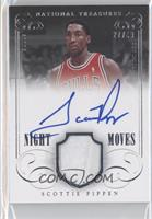 Scottie Pippen #/49