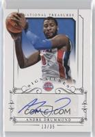 Andre Drummond #/35