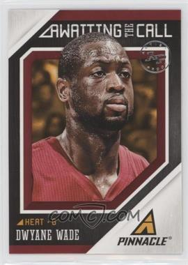 2013-14 Panini Pinnacle - Awaiting the Call - Artist Proof #6 - Dwyane Wade [Good to VG‑EX]