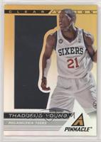 Thaddeus Young #/5