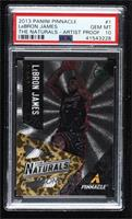 LeBron James [PSA 10 GEM MT] #/25