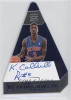 Panini's Choice Rookies - Kentavious Caldwell-Pope /25
