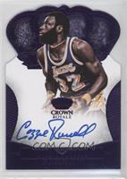 Crown Royale - Cazzie Russell #/25