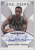 NBA Pride - Rolando Blackman /25