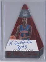 Panini's Choice Rookies - Kentavious Caldwell-Pope /35