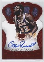Crown Royale - Cazzie Russell #/99
