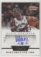 David Robinson #/15