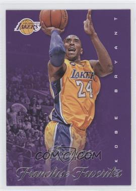 2013-14 Panini Prestige - Franchise Favorites #14 - Kobe Bryant