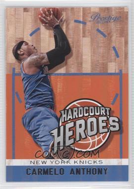 2013-14 Panini Prestige - Hardcourt Heroes #1 - Carmelo Anthony