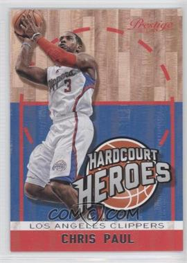 2013-14 Panini Prestige - Hardcourt Heroes #14 - Chris Paul
