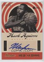 Mark Aguirre /99