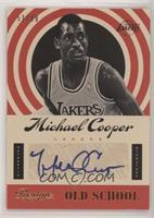 Michael Cooper #/99