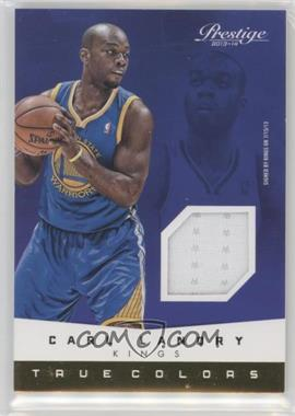 2013-14 Panini Prestige - True Colors Materials #45 - Carl Landry