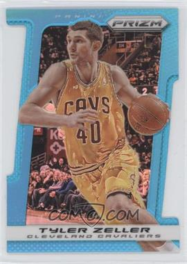 2013-14 Panini Prizm - [Base] - Light Blue Prizms Die-Cut #74 - Tyler Zeller /199
