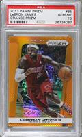 LeBron James /60 [PSA 10]