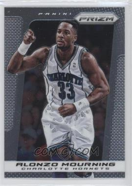 2013-14 Panini Prizm - [Base] #244 - Alonzo Mourning