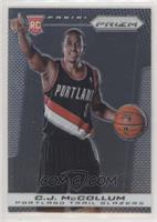 C.J. McCollum [EX to NM]