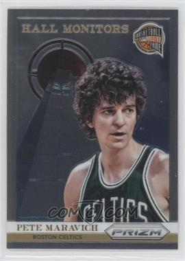 2013-14 Panini Prizm - Hall Monitors #12 - Pete Maravich