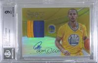 Stephen Curry [BGS 9 MINT] #/10