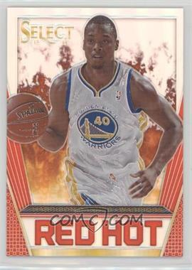 2013-14 Panini Select - Red Hot - Silver Prizm #8 - Harrison Barnes /25