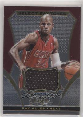 2013-14 Panini Select - Select Swatches #54 - Ray Allen