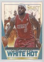 LeBron James #/25