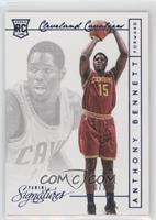 Anthony Bennett #/10