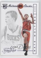 Nate Wolters #/10