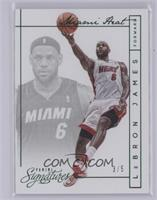 LeBron James /5 [Mint]