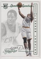 Anthony Bennett #/3