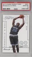 Shaquille O'Neal /15 [PSA10]