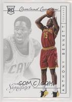 Anthony Bennett #/15