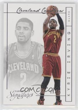 2013-14 Panini Signatures - [Base] #36 - Kyrie Irving /25