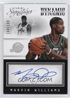 Marvin Williams #/199