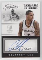 Courtney Lee #/99