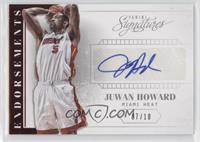 Juwan Howard /10