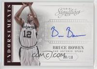 Bruce Bowen /10
