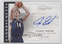 Jason Smith #/249