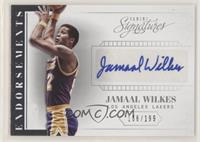 Jamaal Wilkes #/199
