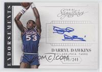 Darryl Dawkins #/249