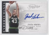 Jack Sikma #/249