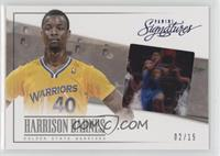 Harrison Barnes #/15